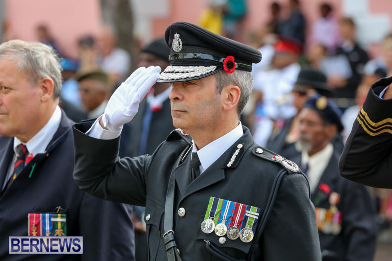 Remembrance-Day-Front-Street-Bermuda-November-11-2015-25