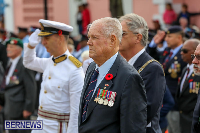 Remembrance-Day-Front-Street-Bermuda-November-11-2015-27