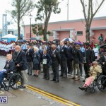Remembrance Day Front Street Bermuda, November 11 2015-3