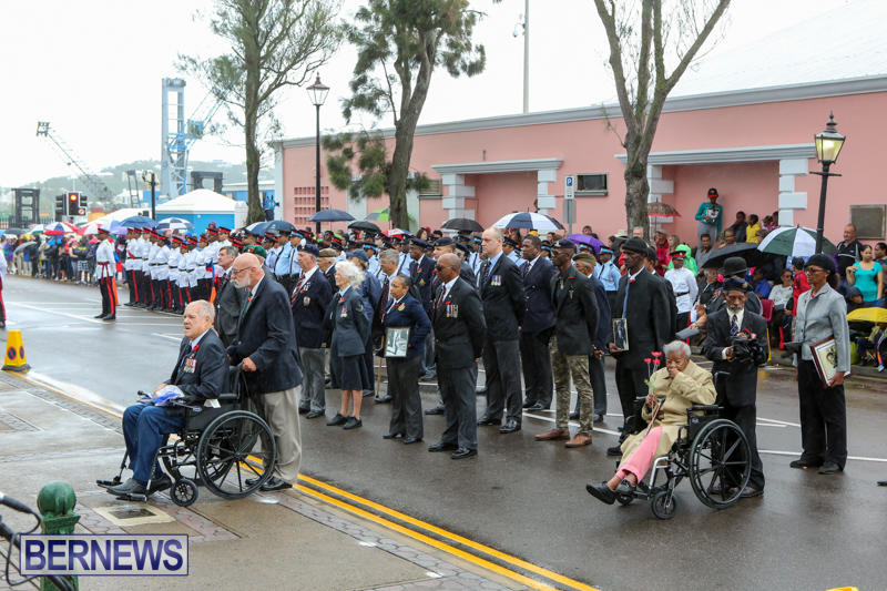Remembrance-Day-Front-Street-Bermuda-November-11-2015-3