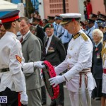 Remembrance Day Front Street Bermuda, November 11 2015-30