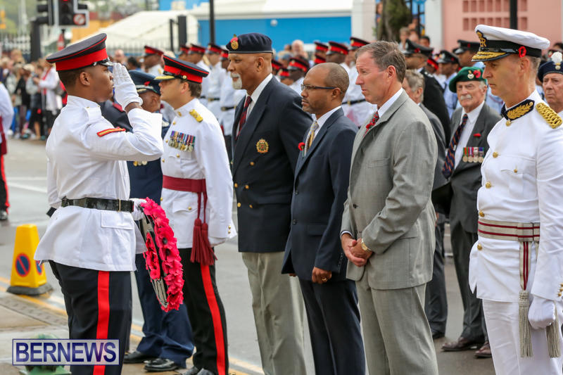 Remembrance-Day-Front-Street-Bermuda-November-11-2015-33
