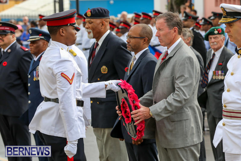 Remembrance-Day-Front-Street-Bermuda-November-11-2015-34