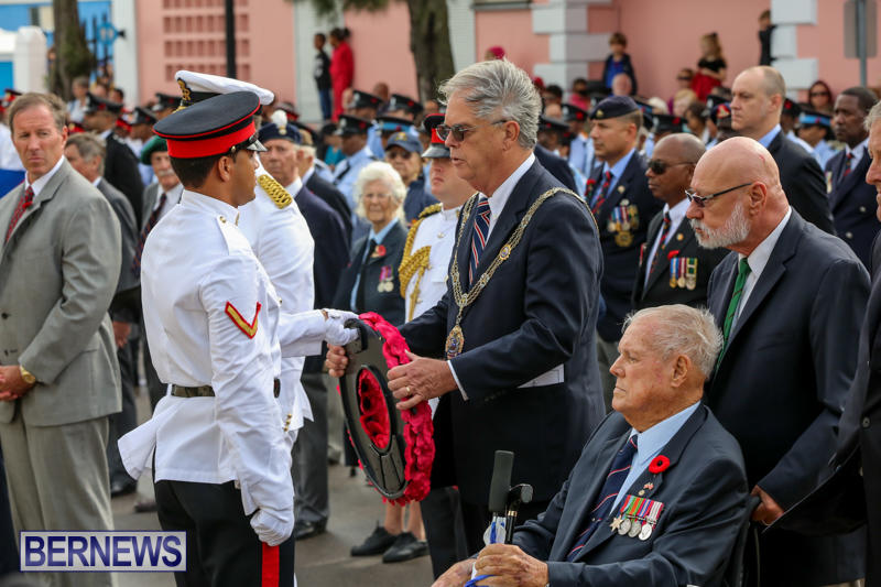 Remembrance-Day-Front-Street-Bermuda-November-11-2015-37