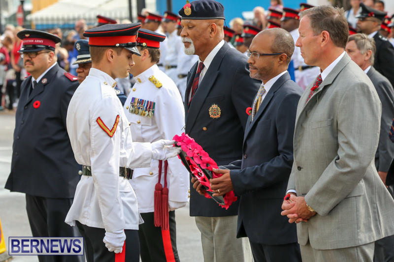 Remembrance-Day-Front-Street-Bermuda-November-11-2015-39