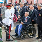 Remembrance Day Front Street Bermuda, November 11 2015-41