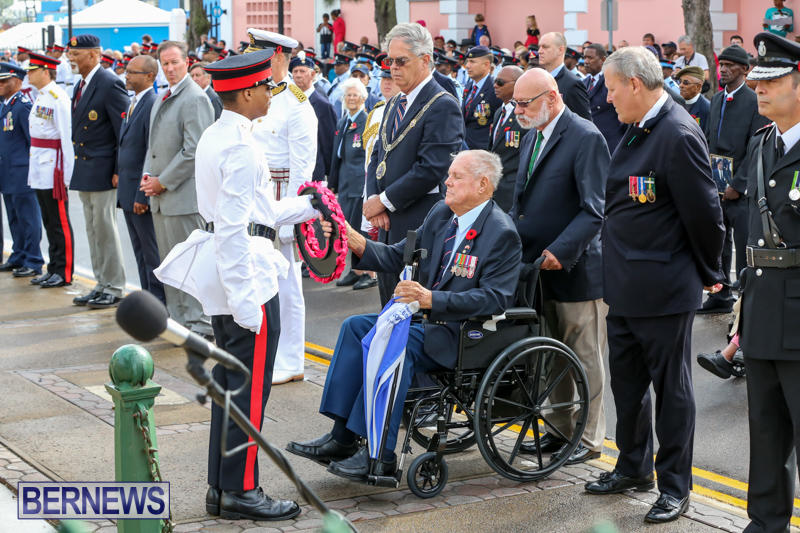 Remembrance-Day-Front-Street-Bermuda-November-11-2015-41