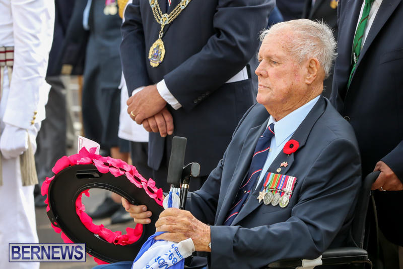 Remembrance-Day-Front-Street-Bermuda-November-11-2015-42