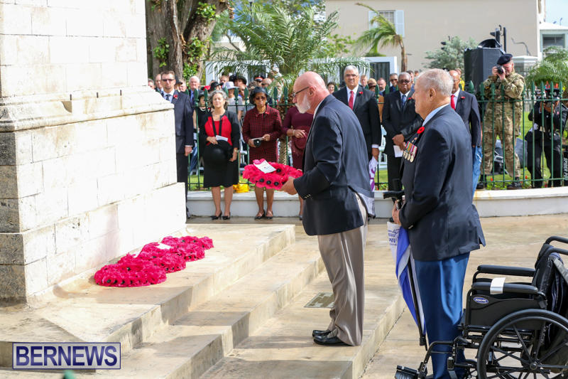 Remembrance-Day-Front-Street-Bermuda-November-11-2015-43