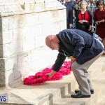 Remembrance Day Front Street Bermuda, November 11 2015-44
