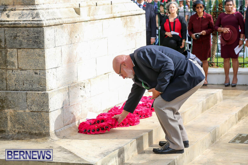 Remembrance-Day-Front-Street-Bermuda-November-11-2015-44