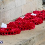 Remembrance Day Front Street Bermuda, November 11 2015-45