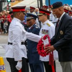 Remembrance Day Front Street Bermuda, November 11 2015-46