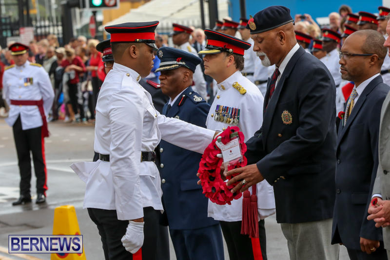 Remembrance-Day-Front-Street-Bermuda-November-11-2015-46