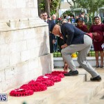 Remembrance Day Front Street Bermuda, November 11 2015-47