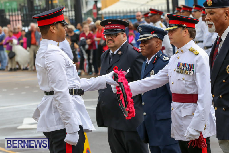 Remembrance-Day-Front-Street-Bermuda-November-11-2015-50