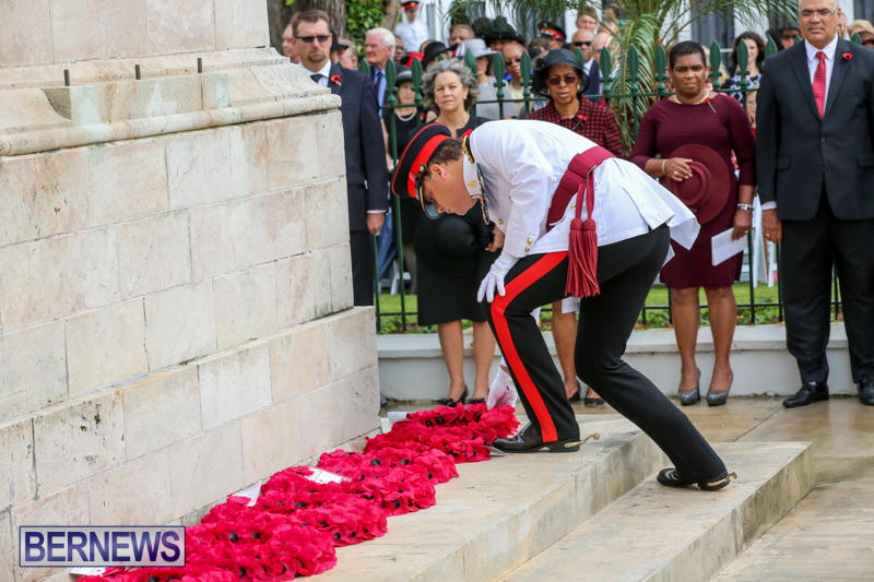 Remembrance-Day-Front-Street-Bermuda-November-11-2015-51