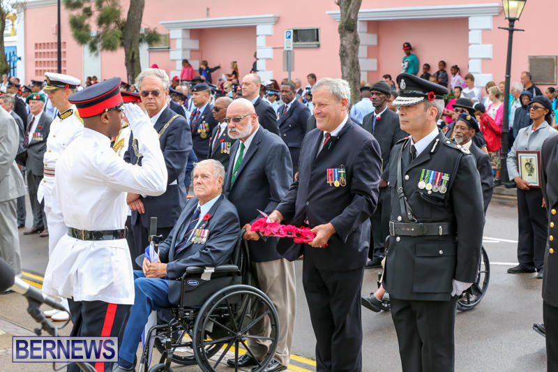Remembrance-Day-Front-Street-Bermuda-November-11-2015-53