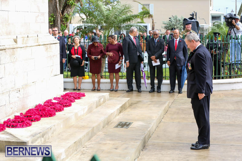 Remembrance-Day-Front-Street-Bermuda-November-11-2015-55