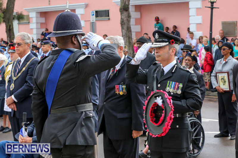Remembrance-Day-Front-Street-Bermuda-November-11-2015-56