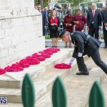 Remembrance Day Front Street Bermuda, November 11 2015-57