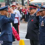 Remembrance Day Front Street Bermuda, November 11 2015-58