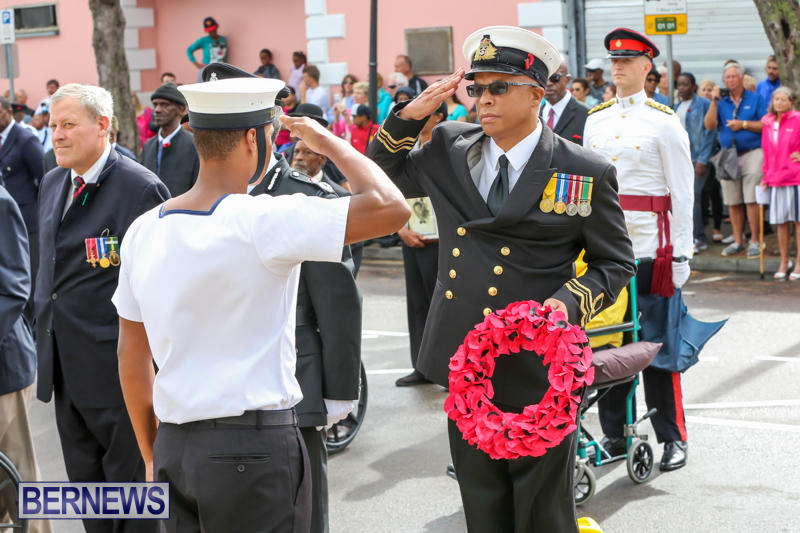Remembrance-Day-Front-Street-Bermuda-November-11-2015-60