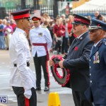 Remembrance Day Front Street Bermuda, November 11 2015-62