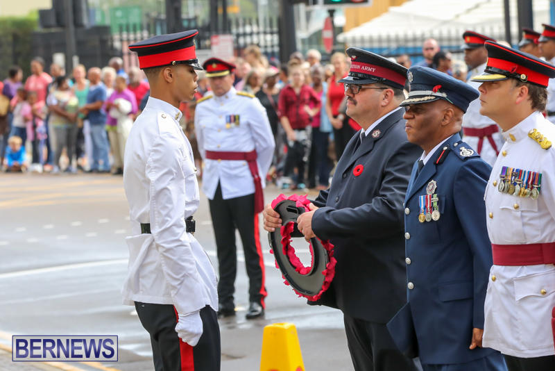 Remembrance-Day-Front-Street-Bermuda-November-11-2015-62