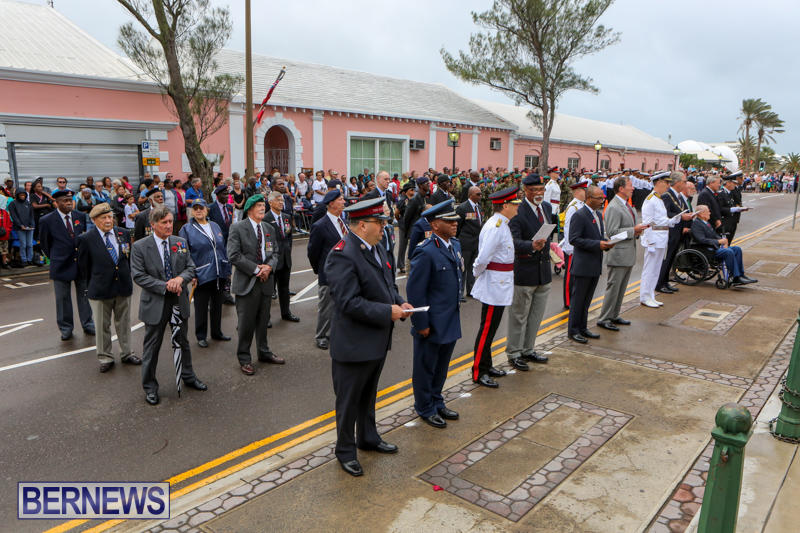 Remembrance-Day-Front-Street-Bermuda-November-11-2015-69