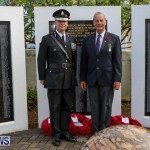 Remembrance Day Front Street Bermuda, November 11 2015-77