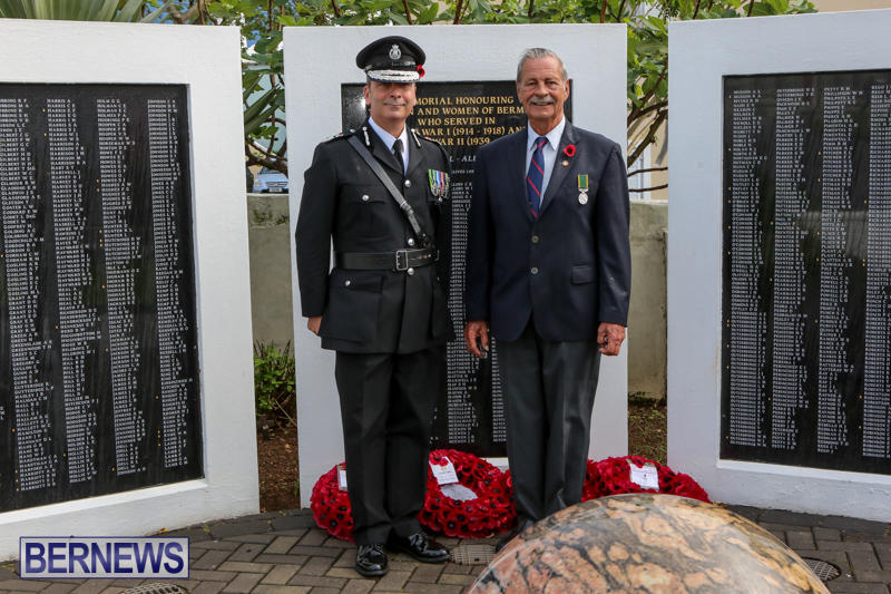 Remembrance-Day-Front-Street-Bermuda-November-11-2015-77