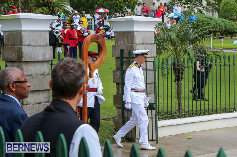 Remembrance-Day-Front-Street-Bermuda-November-11-2015-8