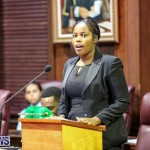 Youth Parliament Convening Bermuda, November 18 2015-12