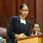 Youth Parliament Convening Bermuda, November 18 2015-16