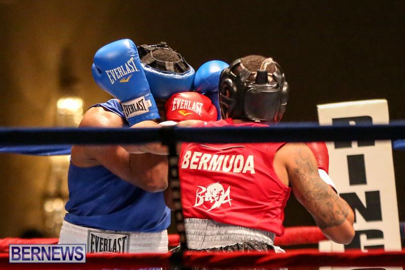 Zain Philpott vs Shomari Warner Boxing Match Bermuda, November 7 2015 (5)