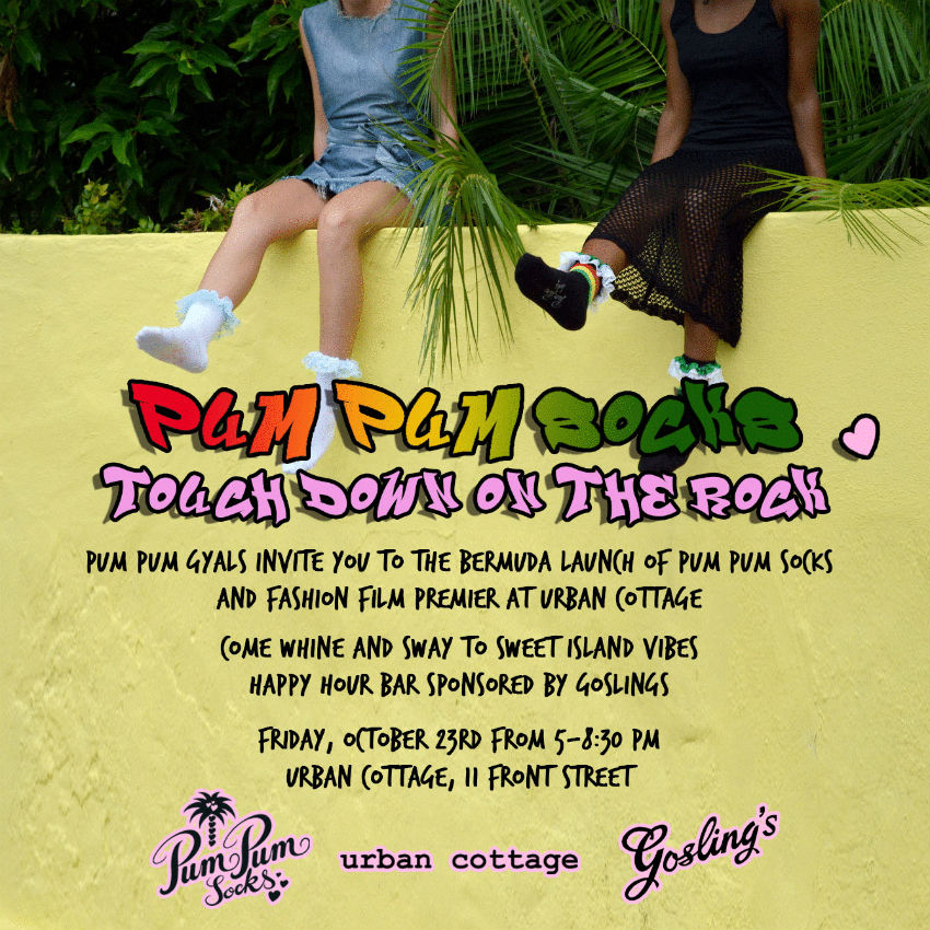pum-pum-socks-launch-poster