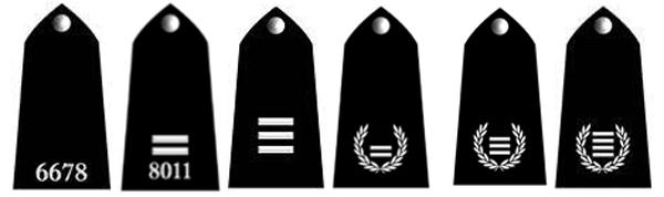 Bermuda Reserve Police Ranks And Insignia Bermuda Dec 17 2015