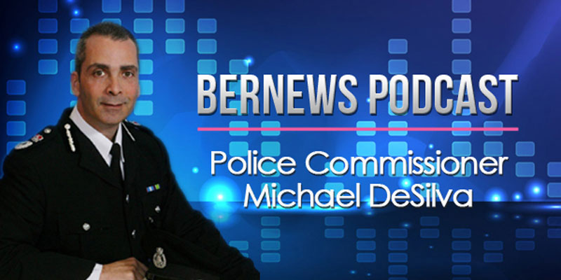 Bernews Podcast with Michael DeSilva