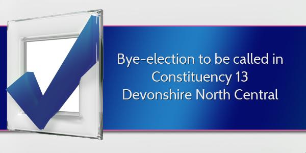Bye-election 13 Bermuda Dec 6 2015