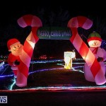 Christmas Lights Decorations Bermuda, December 22 2015-23