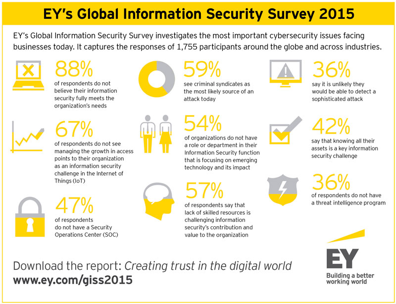 EY Global Information Security Survey