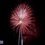 Fireworks At Boat Parade Bermuda, December 12 2015-1