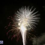Fireworks At Boat Parade Bermuda, December 12 2015-10