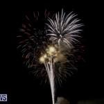 Fireworks At Boat Parade Bermuda, December 12 2015-12