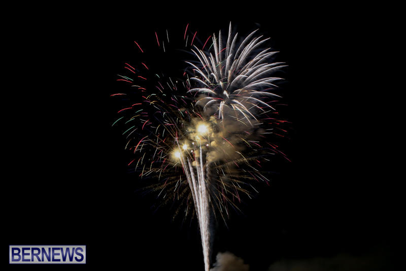 Fireworks-At-Boat-Parade-Bermuda-December-12-2015-12