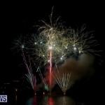 Fireworks At Boat Parade Bermuda, December 12 2015-7