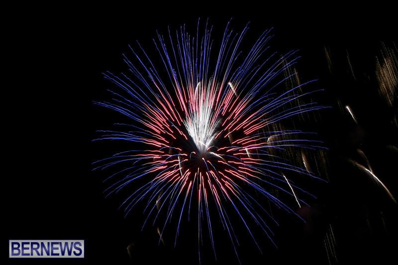 Fireworks-At-Christmas-Boat-Parade-Bermuda-December-12-2015-11