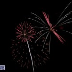 Fireworks At Christmas Boat Parade Bermuda, December 12 2015-12