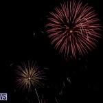 Fireworks At Christmas Boat Parade Bermuda, December 12 2015-14